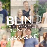 Blind Gekocht Magazine