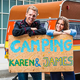 Camping Karen & James