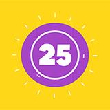 De 25