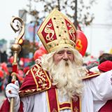 Hij Komt, Hij Komt, ... Intrede Van De Sint