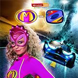 Mega Mindy Versus Rox